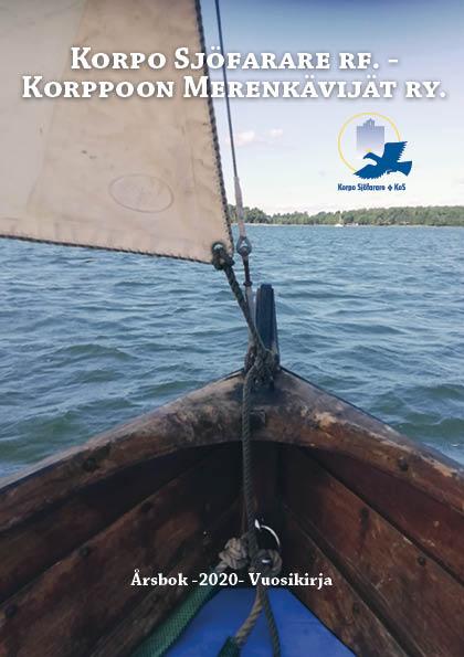 Korpo Sjöfarare rf 2020 vuosikirja